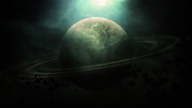 imagenes de saturno hd