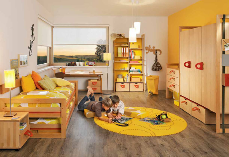 Furniture Design: Modern Kids Bedroom Furniture Part-2|iFurniture