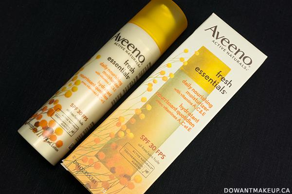 Aveeno Fresh Essentials Daily Nourishing Moisturizer