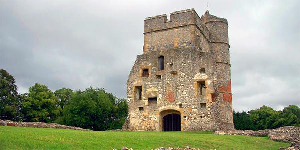 Chateau de Machecoul, Prancis satu dari 7 tempat wisata bernuansa mistis
