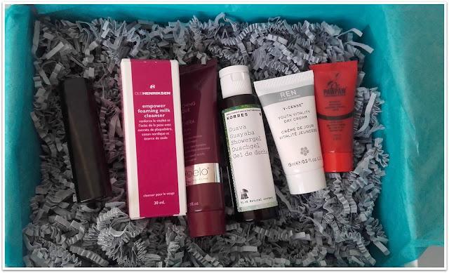 Beauty Box Look fantastic