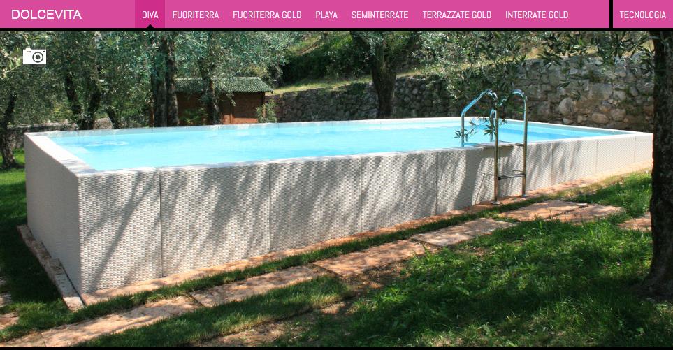 Online il rinnovato sito laghetto 2015 piscine laghetto for Piscine online
