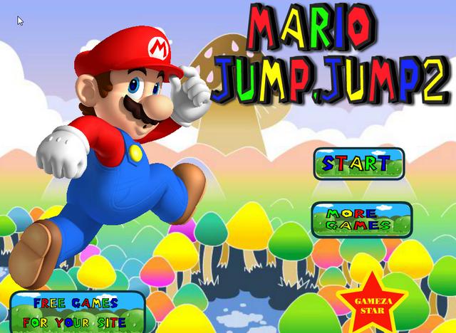 تحميل لعبة Mario Jump Jump 2 للكمبيوتر مجانا
