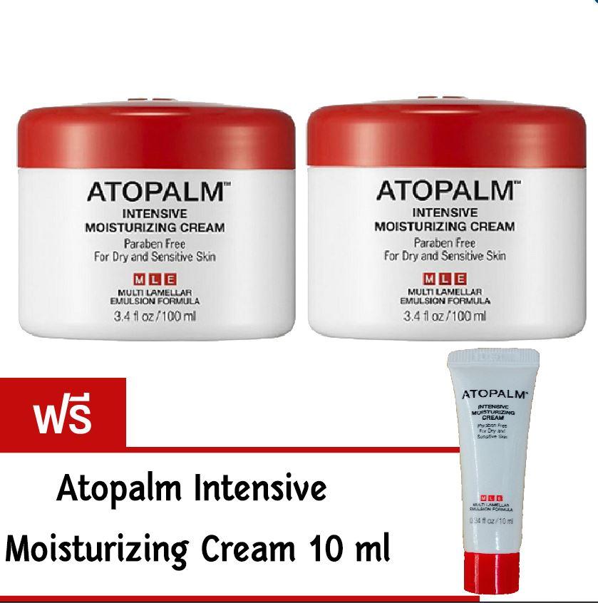 แพคคู่ Atopalm cream 100ml