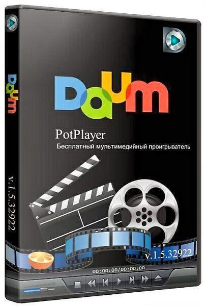 Download Daum PotPlayer 1.5.45955 New And Update 1.6.46264
