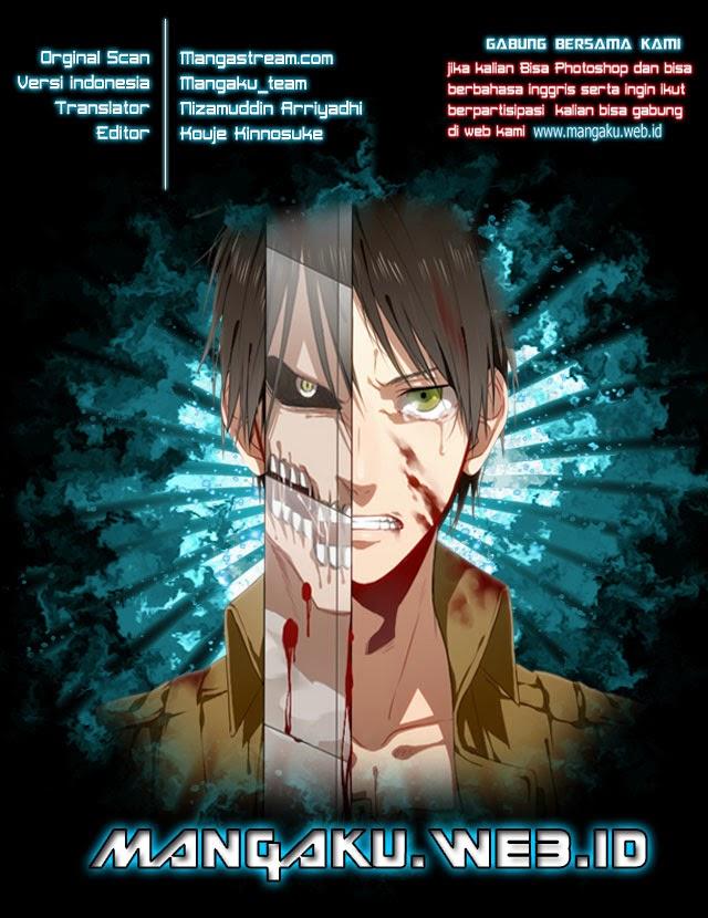 Shingeki No Kyojin: Chapter 51 - Page 1