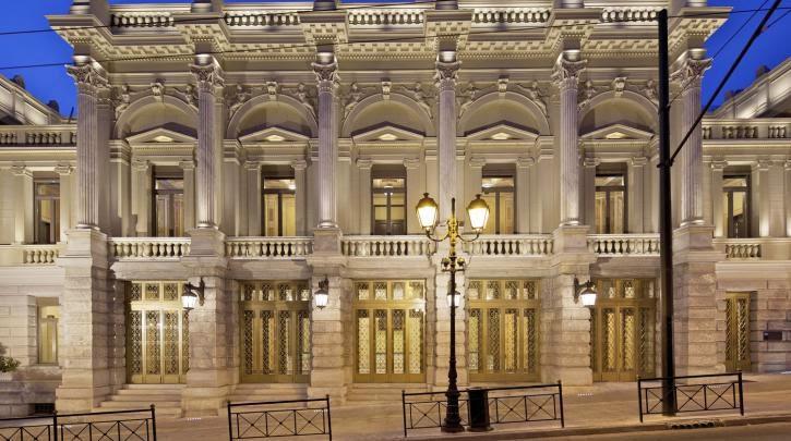 Eνημέρωση για τις τωρινές παραγωγές των σκηνών του Εθνικού Θεάτρου