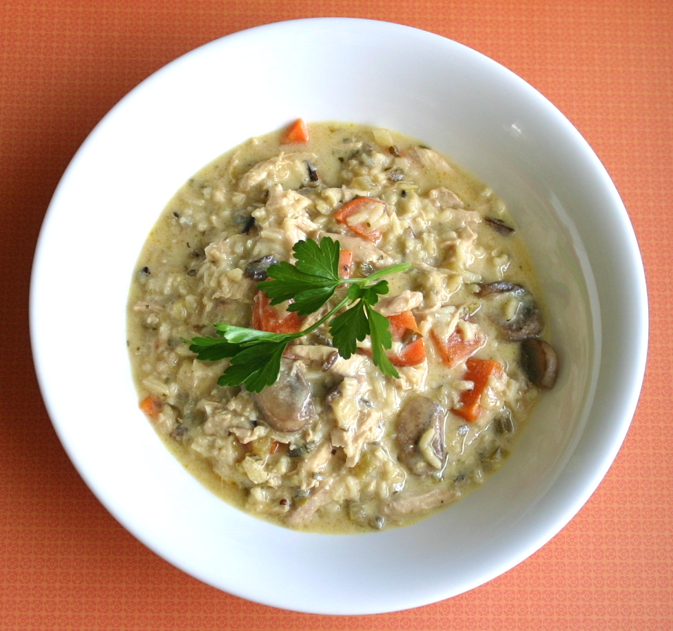 Best recipe for chicken rice soup
