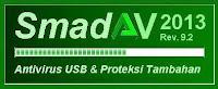 Cara Mudah Menghilangkan Tanda Bajakan atau Blacklist pada Smadav