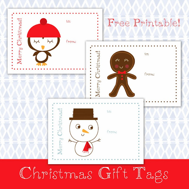 Holly brooke jones free christmas gift tags printable negle Gallery