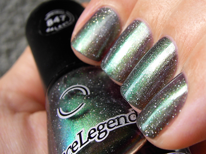 Dance Legend Galaxy Collection - Solar Eclipse