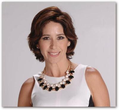 Laura Novoa es Rocío Soler