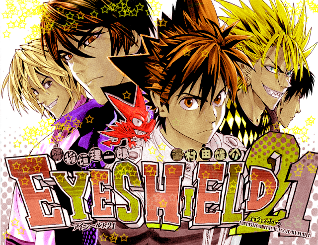 Eyeshield 21 [ Subtitle Indonesia ] Completed 1 - 145 Episode