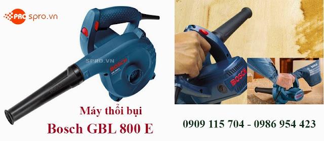 Máy thổi bụi Bosch GBL 800 E