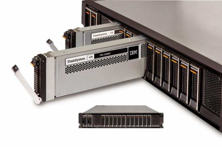 Тестирование флеш СХД. IBM FlashSystem 840
