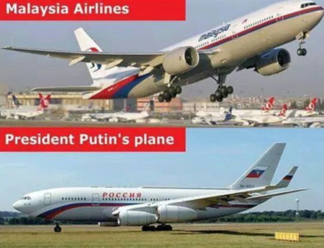MH17 USA or Russian [4]