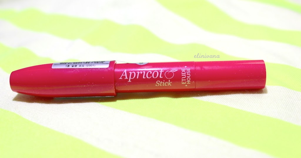 Apricot Stick by Etude House [REVIEW] | :: NGOBROL CANTIK | BEAUTY ...