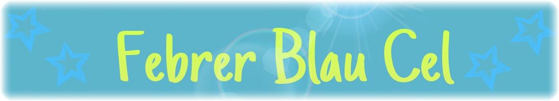 Febrer blau cel