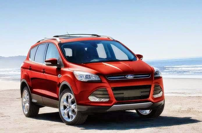 2015 Escape Titanium Sunset Metallic