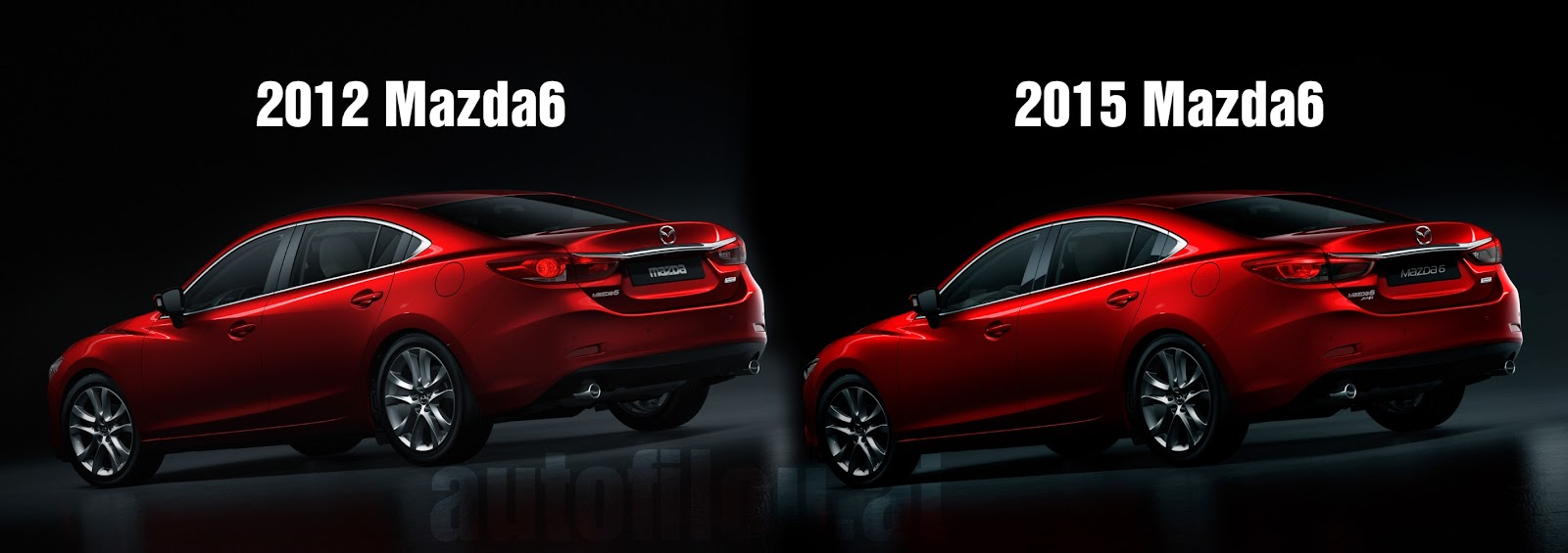 2014 Mazda 6 Compared To 2015 Mazda 6 | 2017 - 2018 Best Cars Reviews