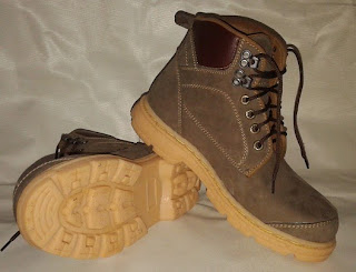Sepatu Safety Keren Model Boots