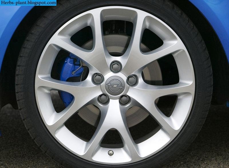 Opel corsa car 2013 tyres/wheels - صور اطارات سيارة اوبل كورسا 2013