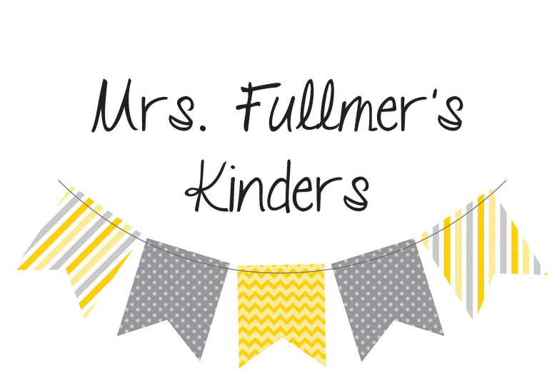 Mrs. Fullmer's Kinders