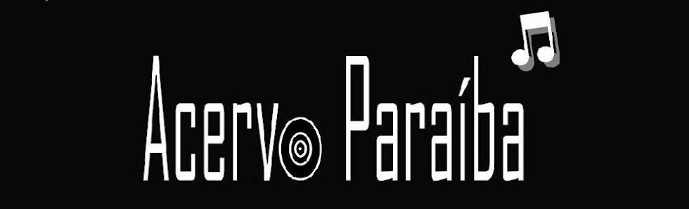 Acervo Paraíba