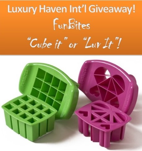 funbites kids luxury haven giveaway