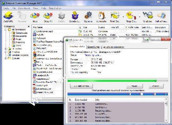 Internet Download Manager 6.23 Build 6 Free Download ...
