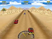 لعبة سباق سيارات 2011