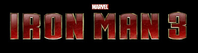 Iron Man 3 movie, logo