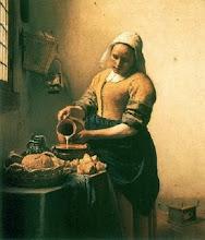 La cocinera de Vermeer