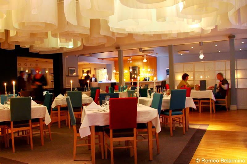 ICEHOTEL Restaurant Sweden