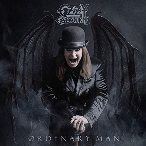 "OZZY OSBOURNE ""ORDINARY MAN"" (2020)"