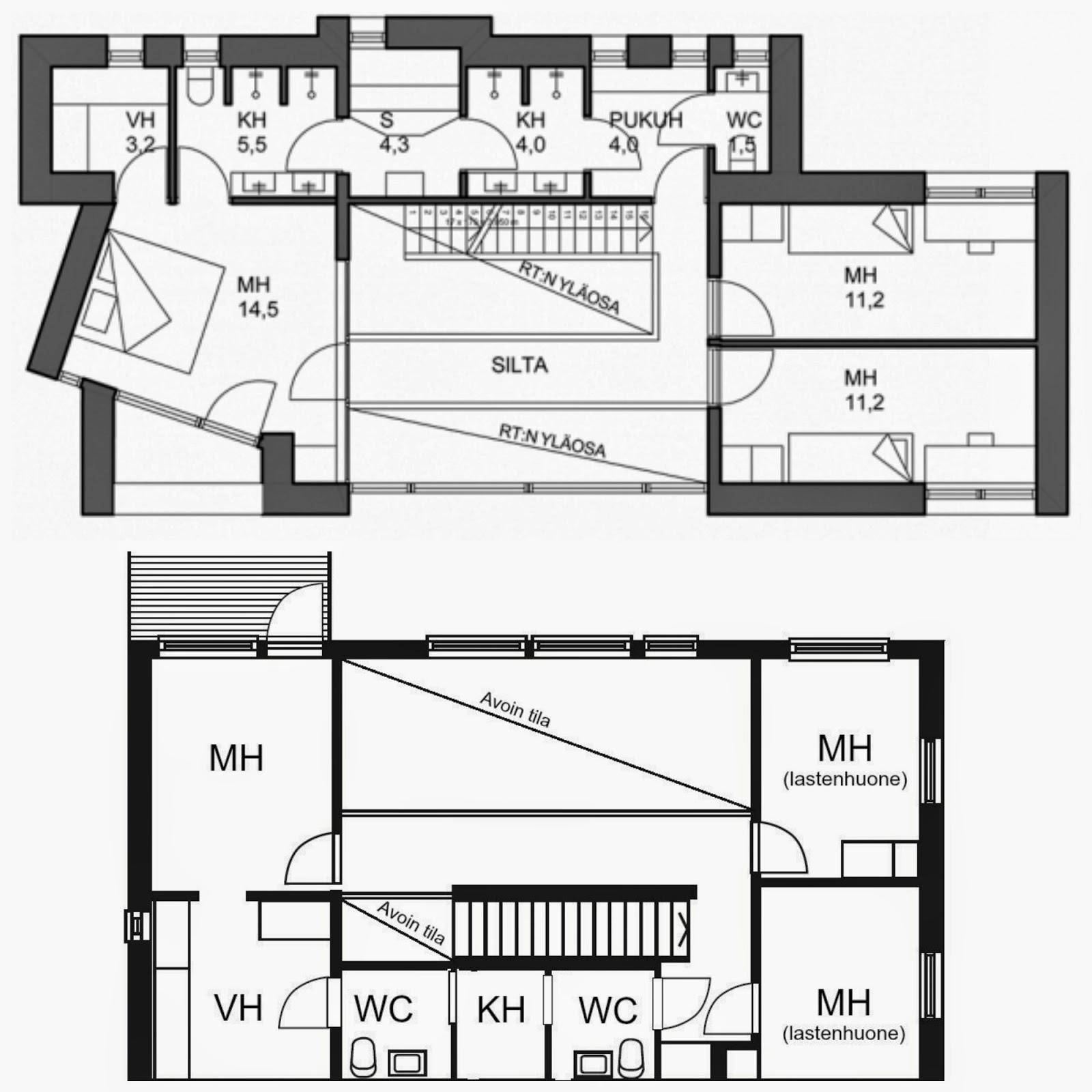 Jämerän Transparent oli esikuvana Villa HTI:n suunnittelussa.