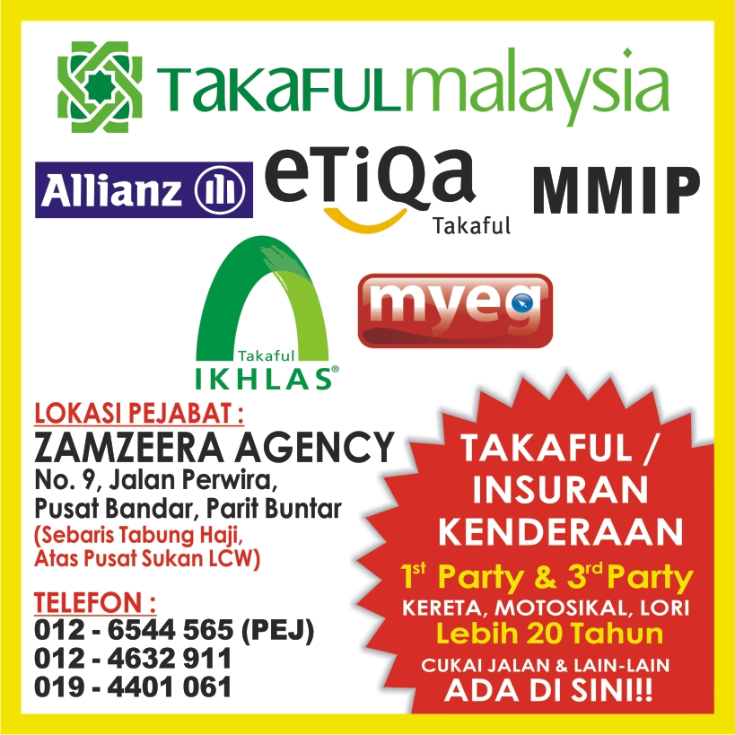 Agensi Takaful/Insurans