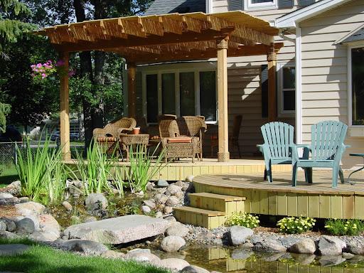 February 2014 Backyard Design Ideas