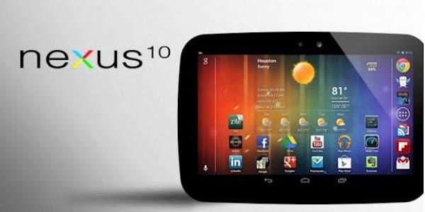 HARGA HP Samsung Nexus 10 Tablet Android Layar Paling