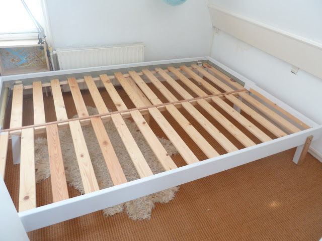 Ikea Sultan Lade Bed Frame