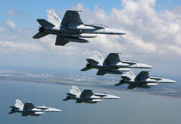F/A-18 Super Hornet Australia