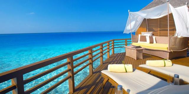 Inilah 10 Peringkat Pulau Terbaik di Dunia, Bali Nomor Dua - Baros Maldives