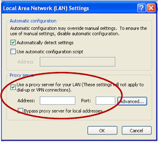 Cara Mengganti IP Address Proxy Google Chrome