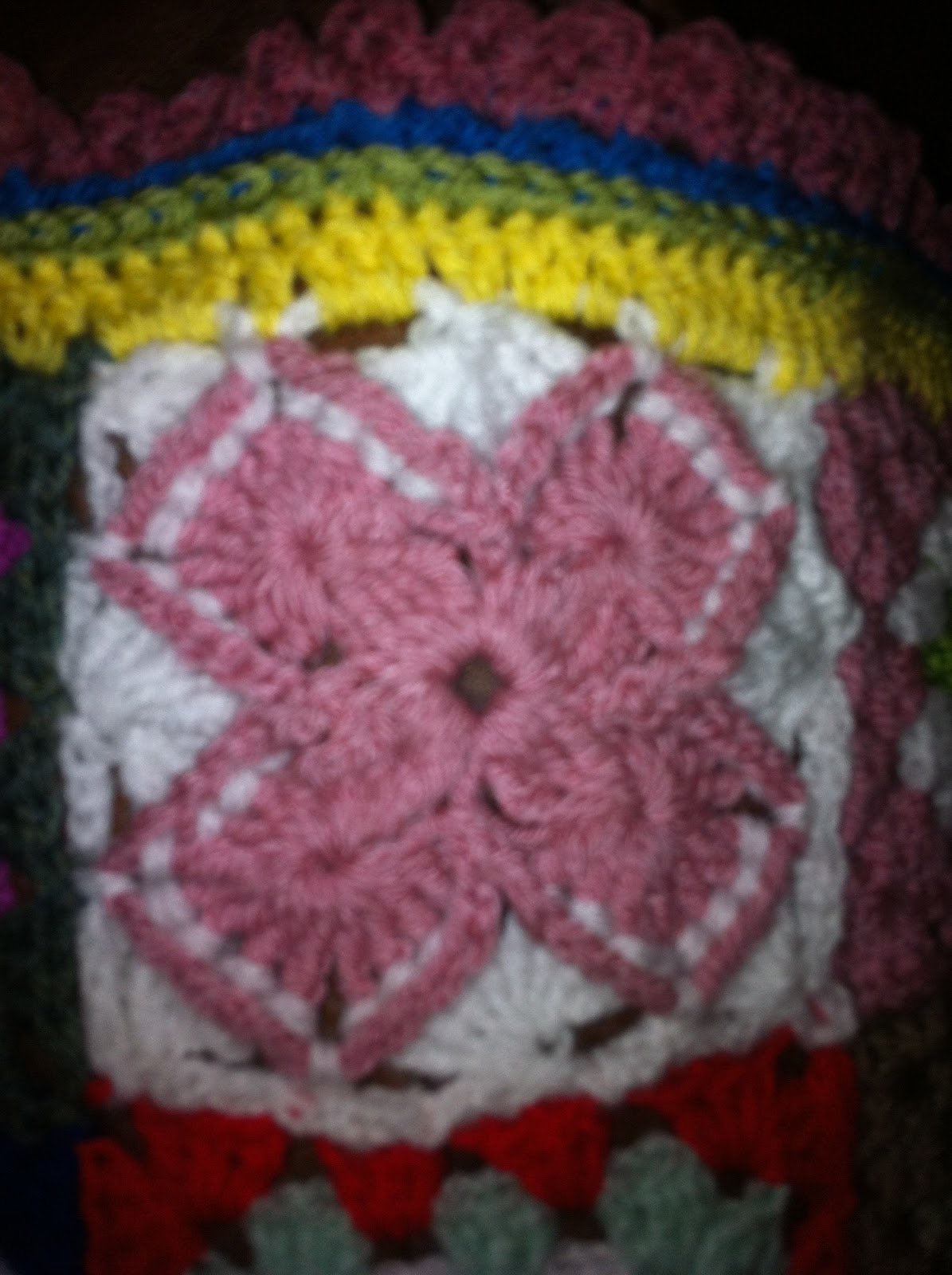 Get Hooked on Crochet: 366 Granny Squares for 2012