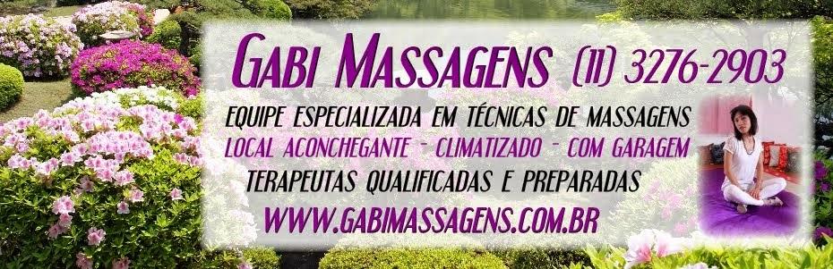 Gabi Massagens