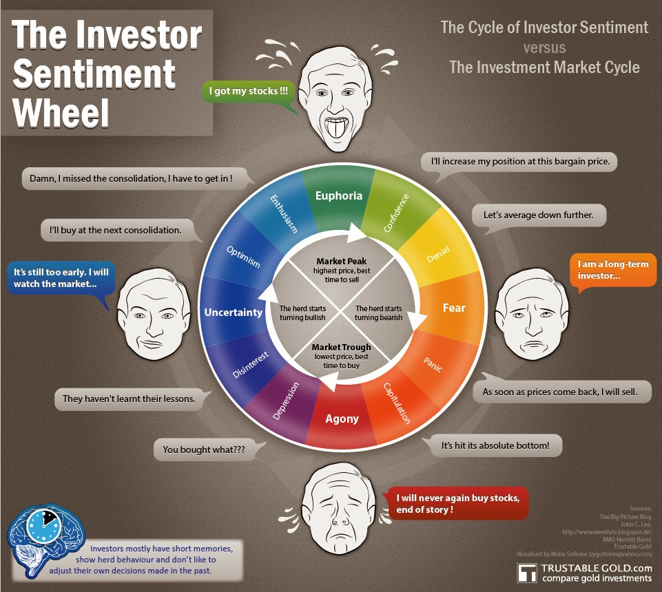 The Investor Sentiment Wheel