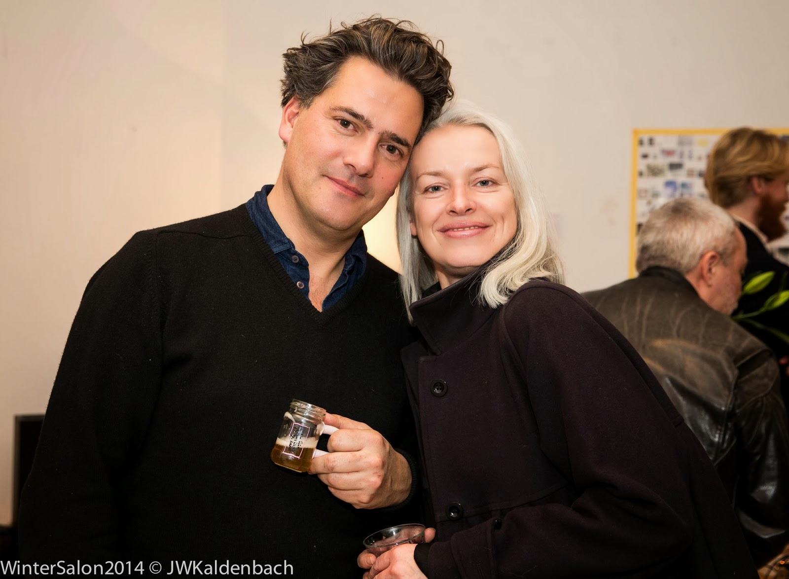 winterSALON/2014: Drinks at Magazijn