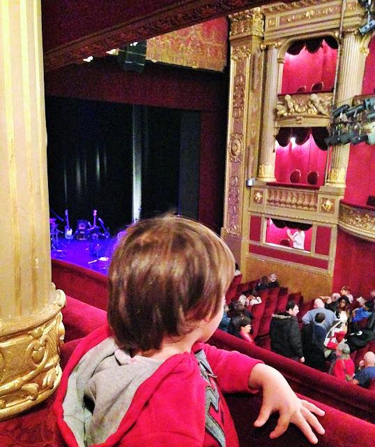blog maman maitresse instit paris enfants famille théâtre variétés concert