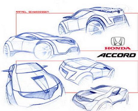 new concept futuristic sport car