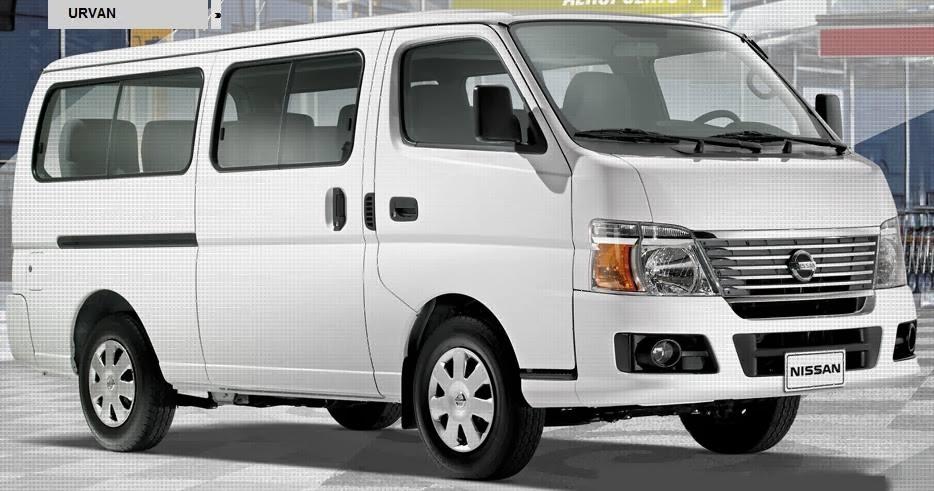 Nueva Nissan NV350 URVAN